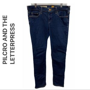 Pilcro and The Letterpress Jeans